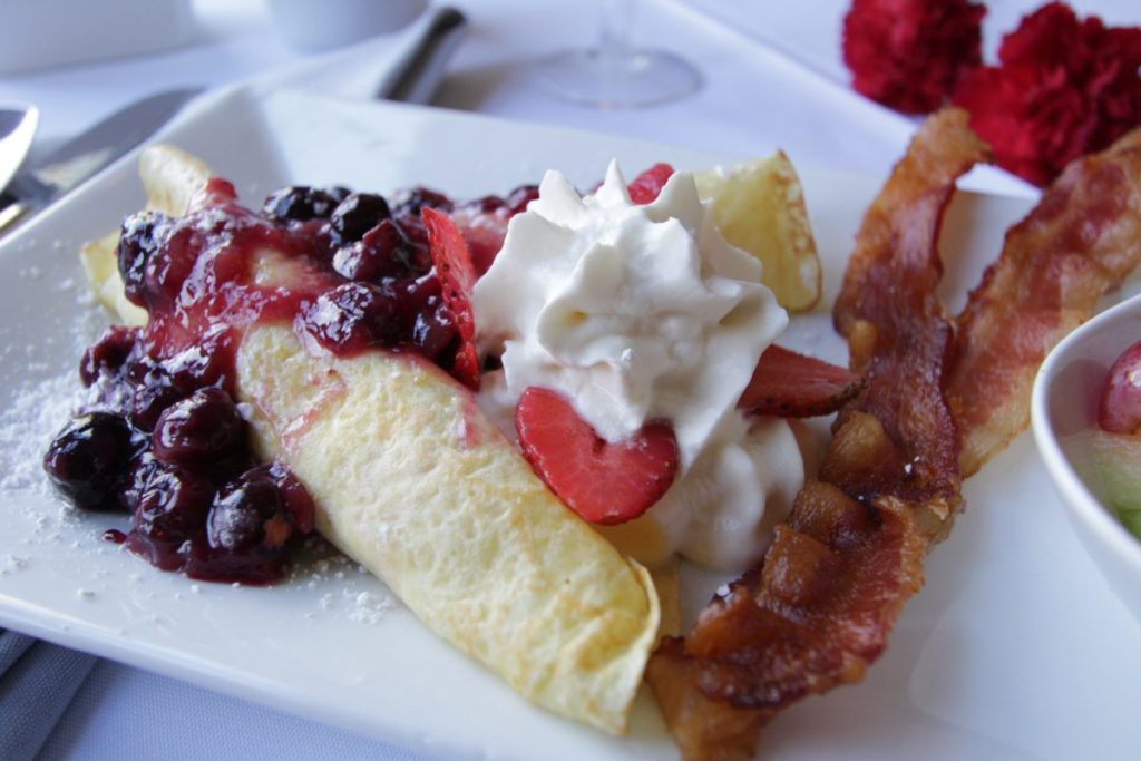 Breakfast – Crepes